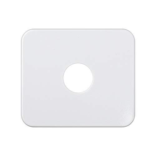 Simon 75057-30 plaat voor luidspreker/sleutel