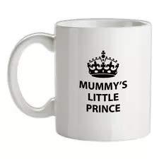 N\A Taza del Principito de la Momia - Día de la Madre - Momia - Hijo - Regalo - Regalo Divertido Taza de café