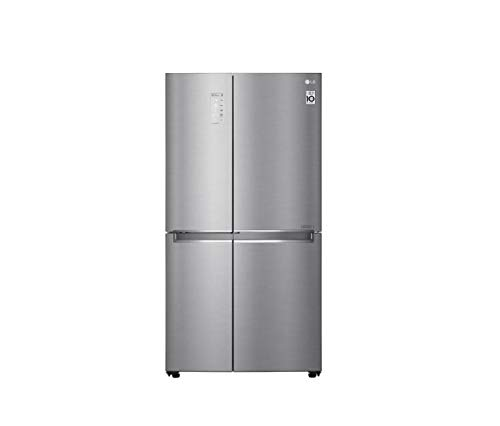 Mega Capacity 884 Ltr, Side-by-Side Refrigerator (GC-F297CLAL) with Door-in-Door™, Inverter Linear Compressor, DoorCooling+™