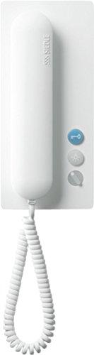 Siedle&Söhne Haustelefon analog HTA 811-0 W weiss 4015739399765 - Ein Stück