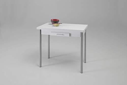 Kit Closet Mesa Cocina Tipo Libro, Blanco