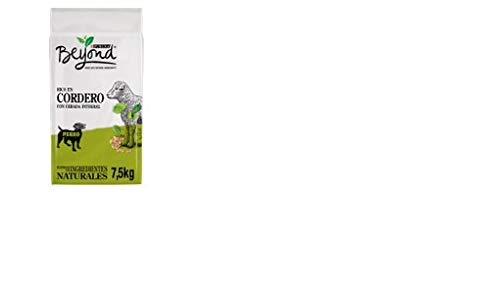Purina Beyond Pienso Natural para Perro Adulto Cordero y Cebada Integral 7,5 Kg ✅