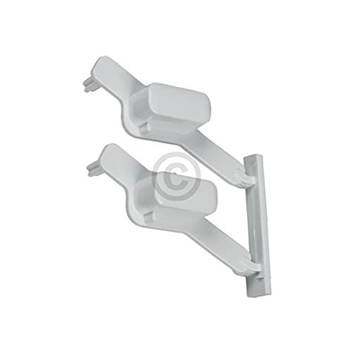 Tastenkappe weiß kompatibel mit WHIRLPOOL 481071425341 weiß zweifach Startknopf für Waschmaschine