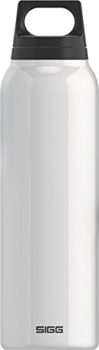 Sigg Thermosflasche Thermo Classic, Weiß, 0.5 Liter, 8448.10