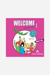 Welcome Aboard! 1 Pupil's Cd Audio CD