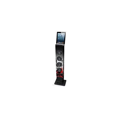 Muse Sound-Tower mit Bluetooth und USB,...
