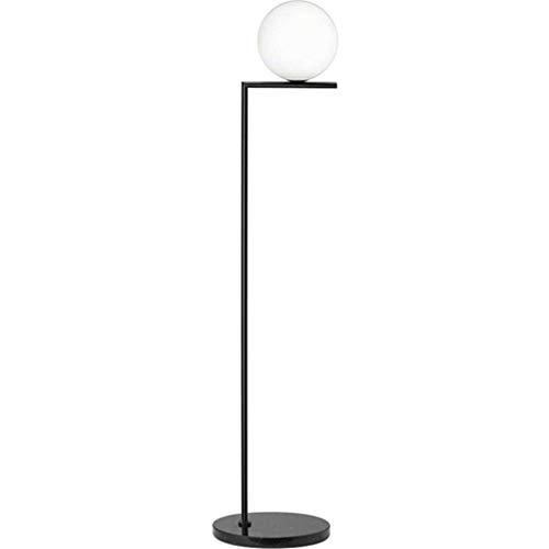 NYKK Lámpara de pie Lámpara de pie Creativa Dormitorio Sala de Estar Sofá Lámpara de Mesa Vertical Estudio Lámpara de pie de Hierro Forjado Lámpara de pie Lámpara de Piso