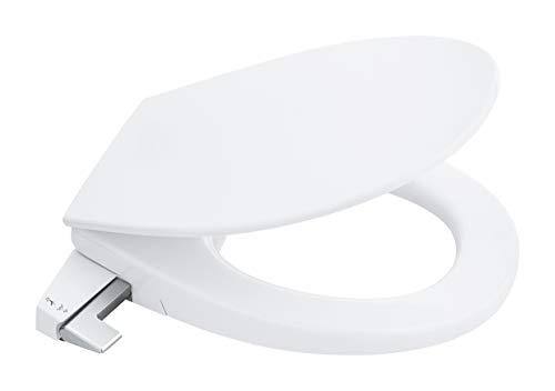 GROHE BAU Keramik WC-Aufsatz | mit Anal-Dusche und Soft-Close | alpinweiß | 39648SH0, Alpin-weiß