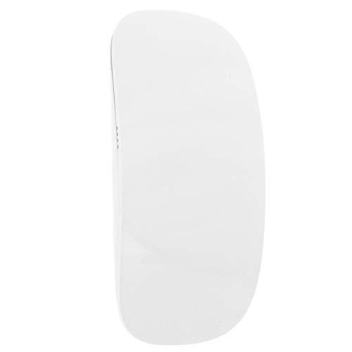 Souris sans Fil, Souris Tactile Optique 2,4 GHz Magic Multipoint Ultra Thin Slim Mouse Moins de Bruit Click Souris d'ordinateur Portable Ergonomique pour Windows/OS X