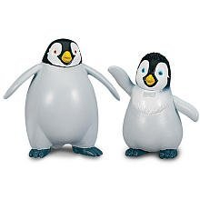 Happy Feet Two Movie Collectible Mini Figurine 2Pack Erik Atticus by Thinkway