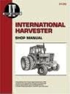 International Harvester Shop Manual Ih-202 (I & T Shop Service Manuals) Publisher: Primedia Business Directories & Books