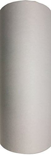 Tear Away - Machine Embroidery Stabilizer Backing Medium Weight 1.8oz. Roll of 20 in X 50 Yds