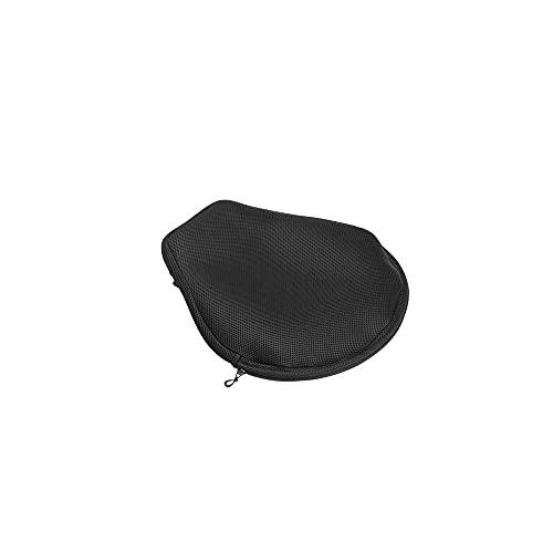 CojíN De Asiento De Moto Cubierta de cojín de asiento de almohadilla de aire de motocicleta universal L XL Tamaño para el crucero Uso apto para R1200GS F800GS MT07 MT09 (Color : L SIZE 30x31)