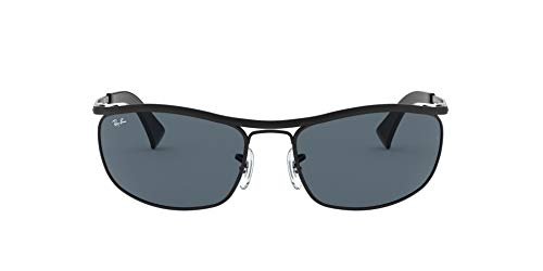 Ray-Ban Herren 0rb3119 Lesebrille, Schwarz (Top Black Demi Shiny/Black), 62.0