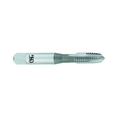 OSG USA 2885200 6-32 2FL 2B High Speed Steel Spiral Point Tap - Bright