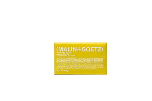 Malin + Goetz Rum Bar Soap, purifies, balances, and cleans skin with natural ingredients for men +...