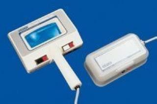 UV503 Part# UV503 - Light Exam Woods UV & Fluorescent Magnifier 4 Blb Hndhld 115V Ea By Burton Medical Prod Corp