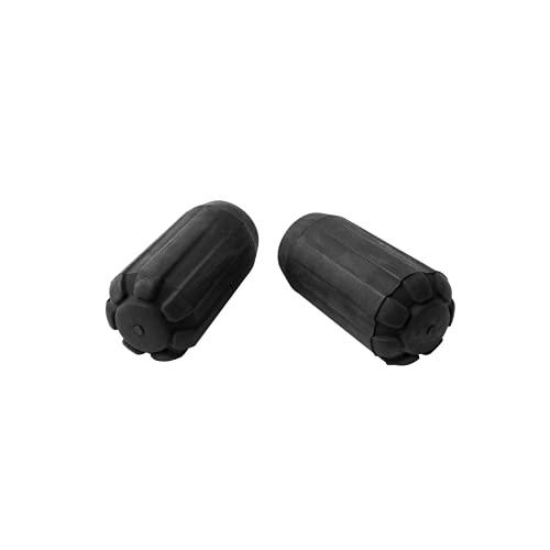 Black Diamond Trekking Pole Tip Protectors Bastones