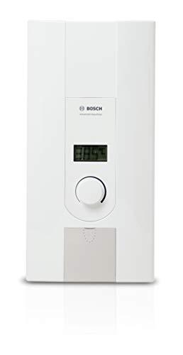 Bosch elektronischer Durchlauferhitzer Tronic Advanced AquaStop, 24/27 kw, Übertischgerät, druckfest mit AquaStop Technologie und LC-Display