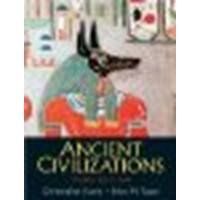 Ancient Civilizations by Scarre, Christopher, Fagan, Brian M. [Pearson,2007] (Paperback) 3rd edition [Paperback]