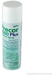 Zoecon Precor 2000 Plus Premise Carpet Spray (Pet Safe not for direct use), (Case 12 x 16oz. cans) 1 can covers approx. 2000 sq. ft. of surface area, fleas la pulga insects el insecto