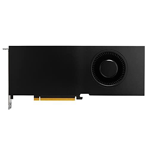 PNY NVIDIA RTX A5000 - Tarjeta gráfica Profesional (24 GB, GDDR6, PCI Express 4.0 x16, Ranura Doble, 3 DisplayPort, Soporte 8K, Ventilador Activo ultrasilencioso