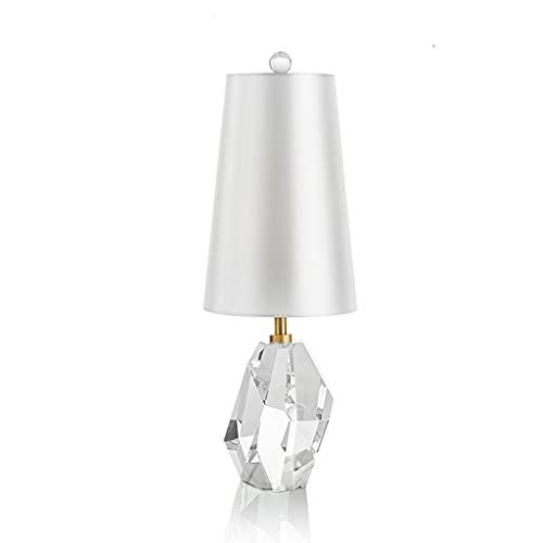 Lampara Mesilla Moderno de lujo cristal de noche lámpara de mesita de...
