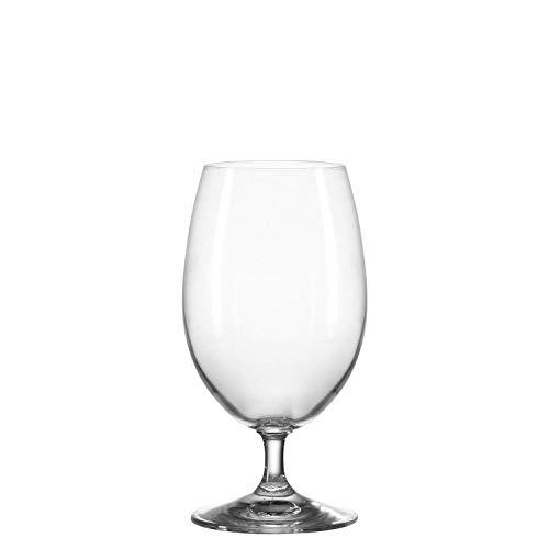Leonardo 017090 Daily - Juego de 6 Copas de Agua, Transparente
