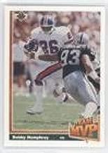 Bobby Humphrey (Football Card) 1991 Upper Deck - [Base] #457