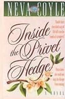 Inside the Privet Hedge (Five Star Standard Print Christian Fiction Series)