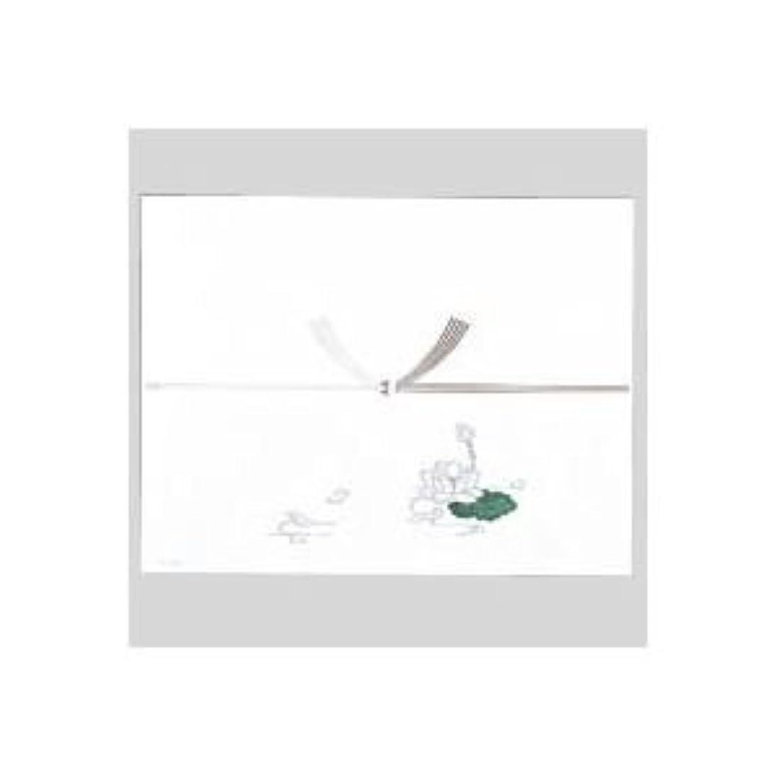 臨検運動する稚魚(業務用セット) のし紙 仏事 ノフ-N602 100枚入 【×3セット】