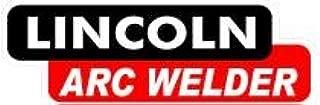 Lincoln Arc Welder Historic 12 Inch Decals, 1-Pair