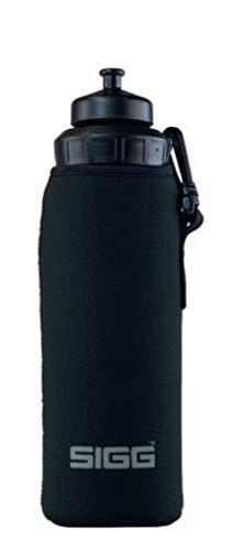 Sigg Flaschenpouch Neoprene WMB, Schwarz, 0.75 Liter, 8332.6
