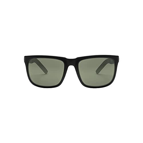 Electric - Knoxville, Sunglasses, Matte Black Frame, Gray Polarized Lenses