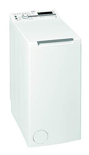 Whirlpool TDLR 6230S IT/N, Lavatrice a Carica dall'alto a Libera Installazione, D, 6kg, 1200 GIRI/MIN