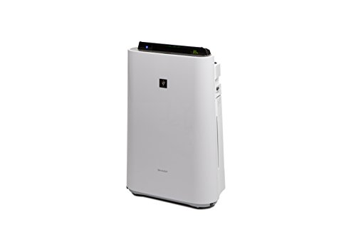 Sharp KCD60EUW Luftreiniger, Kunststoff