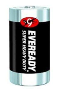 1203809 PT# 1250 Battery Size D 24/Pk Made by Eveready-Energizer