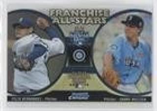 Felix Hernandez; Danny Hultzen (Baseball Card) 2012 Bowman Chrome - Franchise All-Stars #FAS-HH