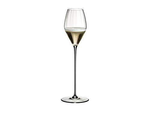 Riedel - High Performance - Champagne Glass - Kristallglas - Klar - H: 32,5cm / Volumen: 375ml - Lieferumfang: 1 Stück!
