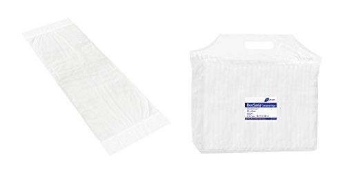 Meditrade 2022 Beesana zuigpatroon met superabsorber, 12 cm x 38 cm grootte (50 stuks)