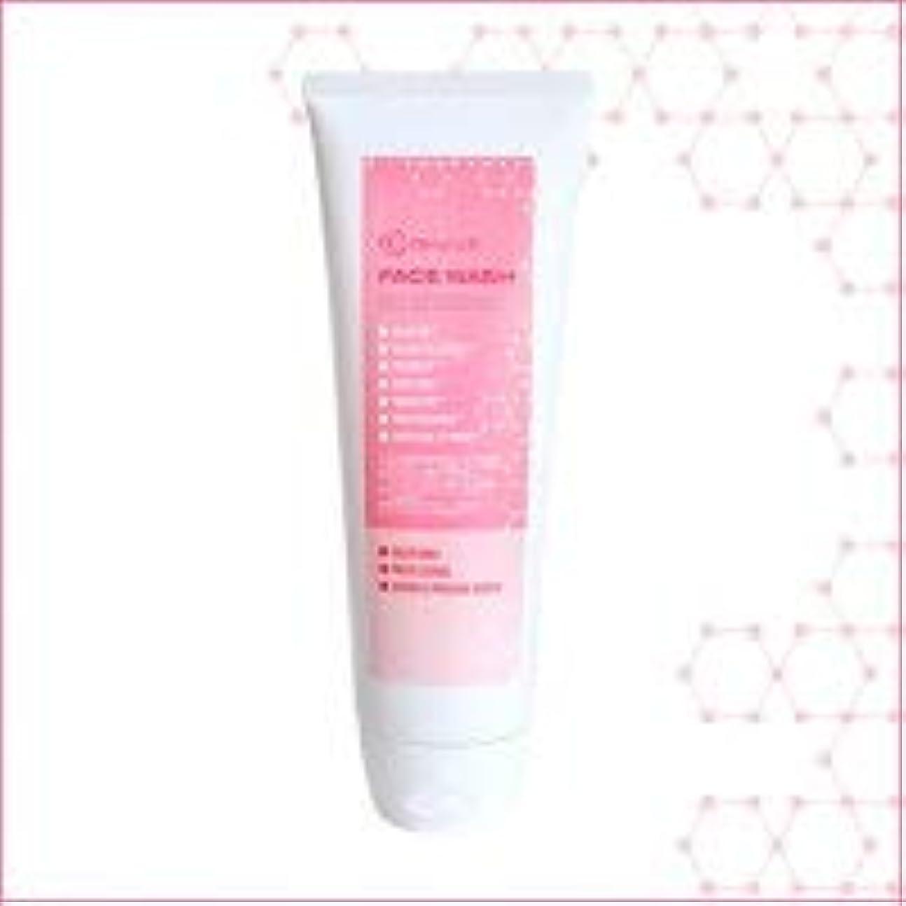 スローガン面アセンブリceruru.b/セルル 業務用フェイスウォッシュ 洗顔料 230g