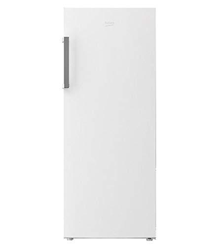 Congelador vertical Beko RFNE270K31WN, No Frost, 214L,