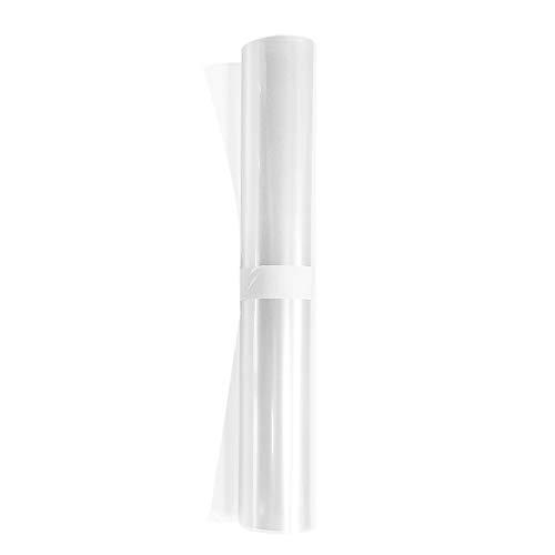Walmeck- Lackschutzfolie Klarer BH Lackschutzfolie Unsichtbarer transparenter Film Kratzschutzfolie 30cmx100cm (12