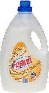 Detergente líquido de Marsella Formil concentrado 2,2 l equivalente a 3 l para 40 lavados