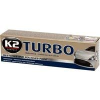 K2Turbo Wachs Paste für car-body Paint Nanotechnologie Kratzer Entferner car-paint bleibt glatt & glänzend