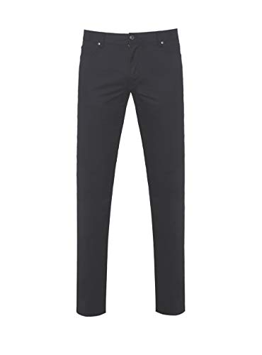 CONTE OF FLORENCE - Pantalone col 00012 Grigio Scuro New York
