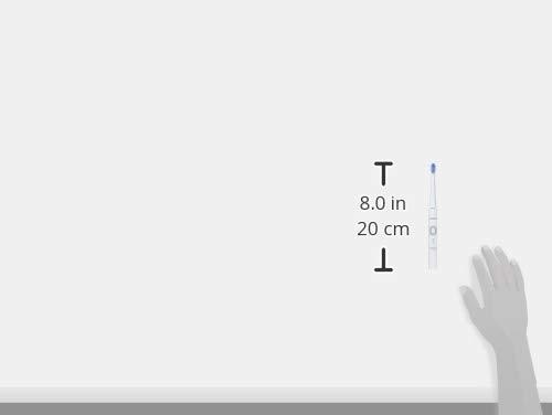 オムロン音波式電動歯ブラシHT-B302HT-B302-Wホワイト