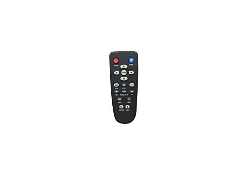Mando a distancia universal de repuesto para reproductor multimedia Western Digital WDAVN00BN WDBAAL000NBK WD TV Live WDTV