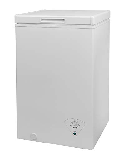 Russell Hobbs RHCF60 60L A+ Energy Rating Chest Freezer White