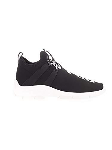 Luxury Fashion | Prada Linea Rossa Heren 4E34923V98F0967 Zwart Polyamide Sneakers | Lente-zomer 20